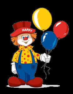 Kinderbetreuung Happy Club Kunterbunt Maskottchen