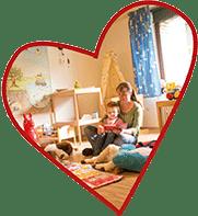 Kinderbetreuung auf Monikas Ferienhof