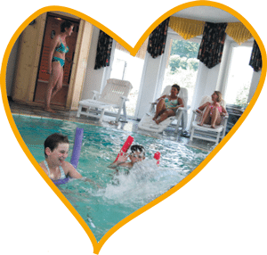 Schwimmbad Monikas Ferienhof Indoor