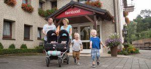 All Inclusive Urlaub im Familotel Monikas Ferienhof
