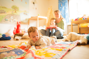 Kinderbetreuung Happy Club Kunterbunt Monikas Ferienhof