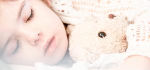Schlafendes Kind Monikas Ferienhof
