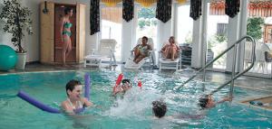 Wellvital Wellness Schwimmbad Monikas Ferienhof