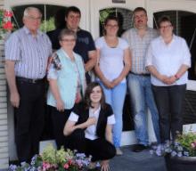 Familie Lübke - Inhaber von Monikas Ferienhof